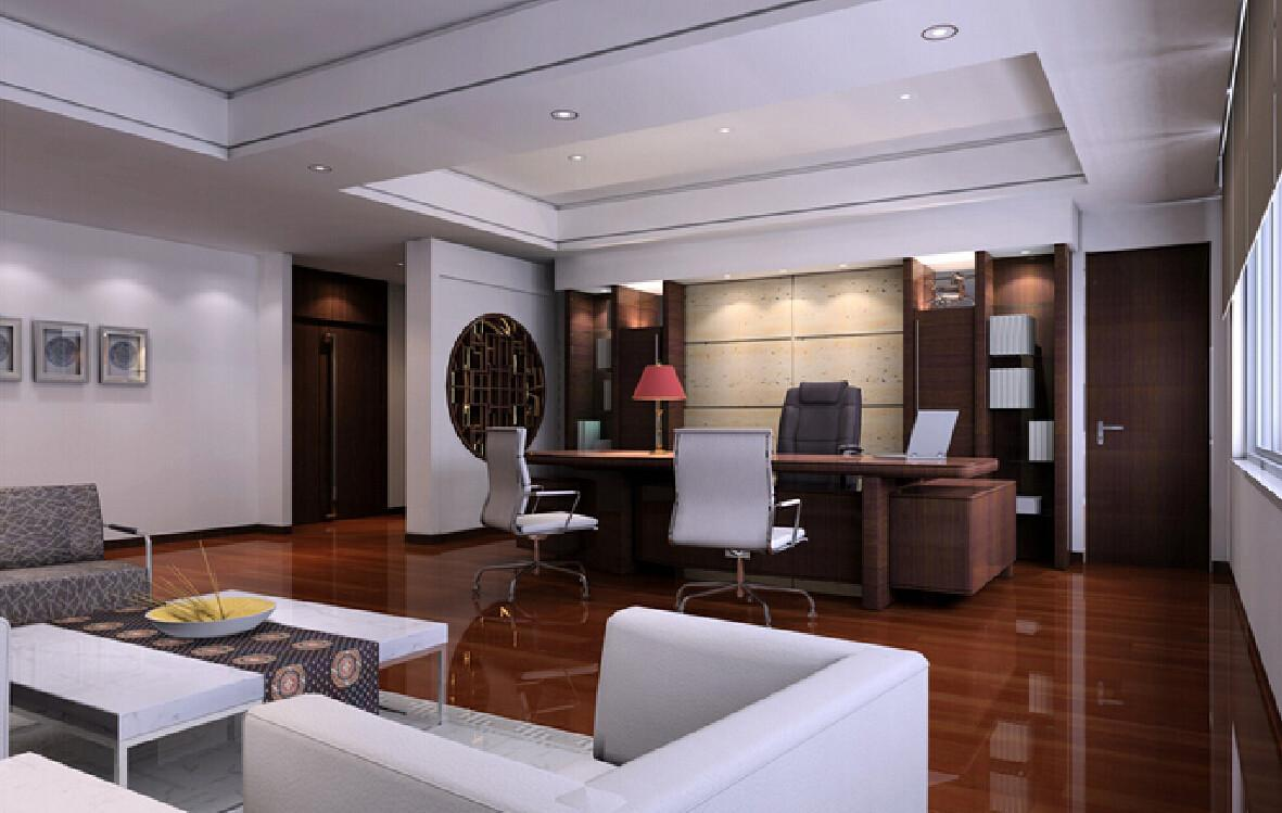 Modern Ceo Office Interior Design Luxury