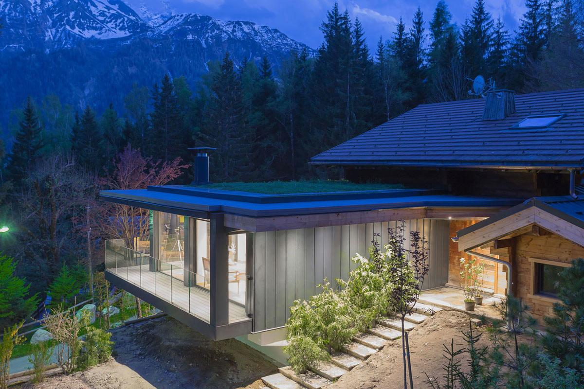 Modern Chalet Les Houches France