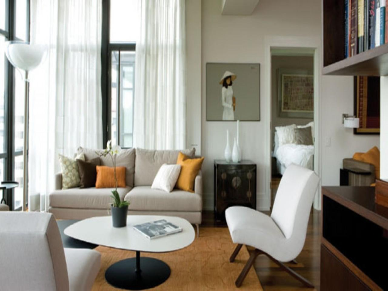 Modern Condo Furniture Small Decorating Ideas
