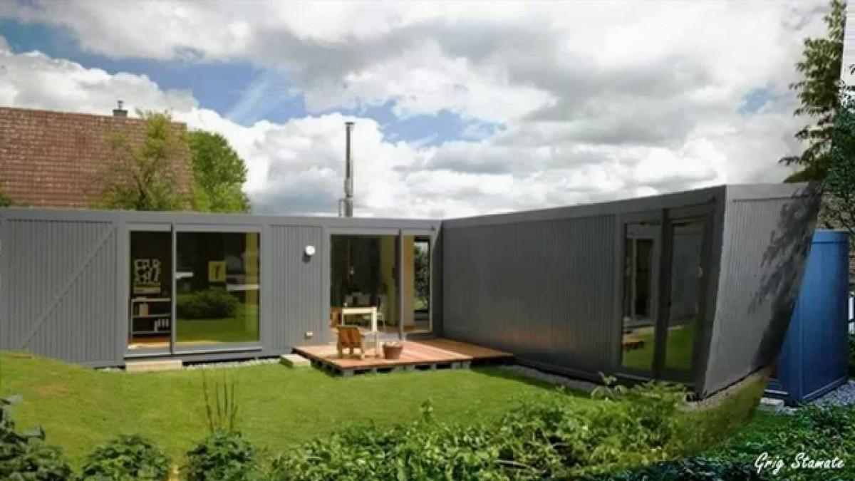 Modern Container Homes Shipping House