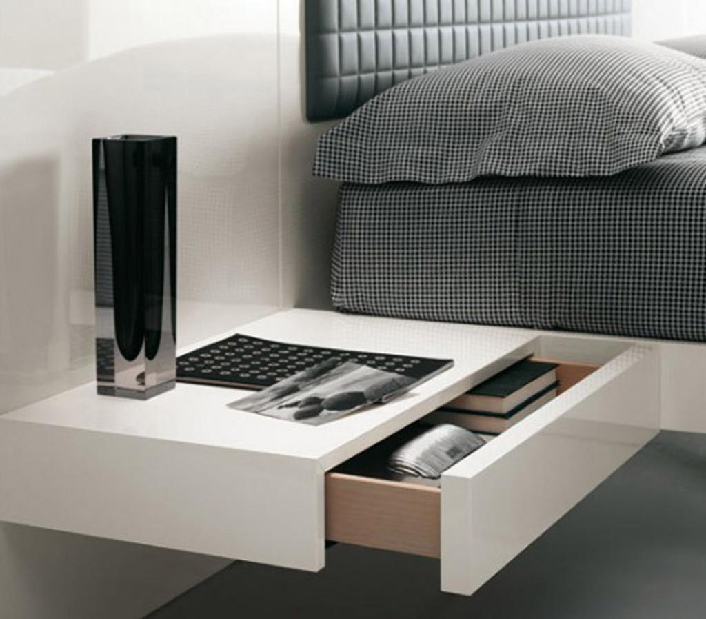 Image of: Innovative Modern Bedside Tables That You Will Like Them Instantly Inspire Design Ideas Decoratorist