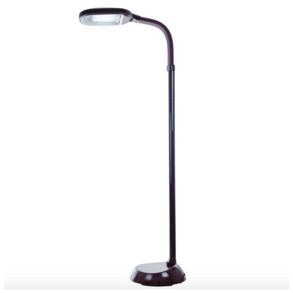 Modern Contemporary Floor Lamp Bright Arc Bulb Light