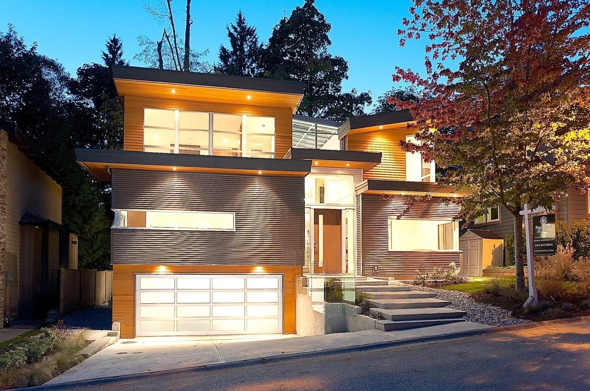 Modern Contemporary Home West Vancouver 1261 Sinclair