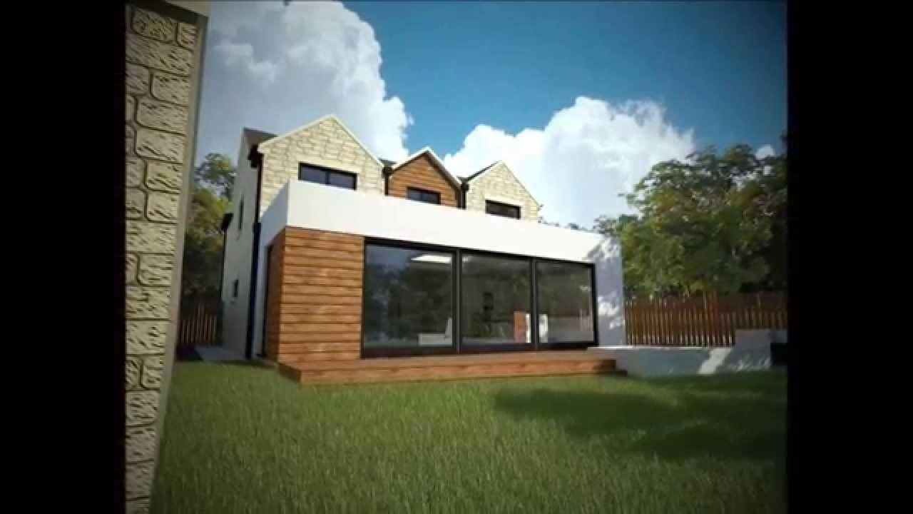 Modern Contemporary House Extension Ideas