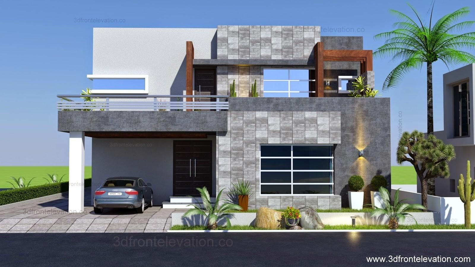 Modern Contemporary House Plans Designs Brucall