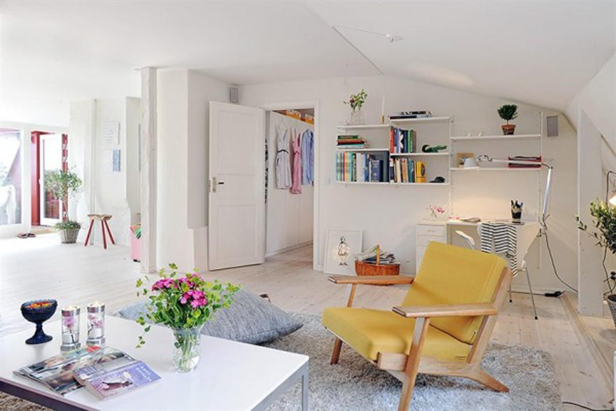 Modern Decorating Small Apartment Decor Iroonie