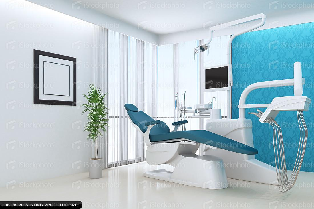 Modern Dental Office Stock Istock