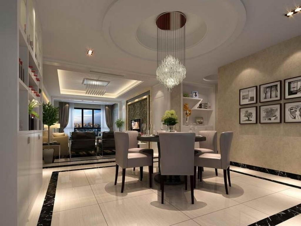Modern Dining Room Decorating Ideas Simple Home