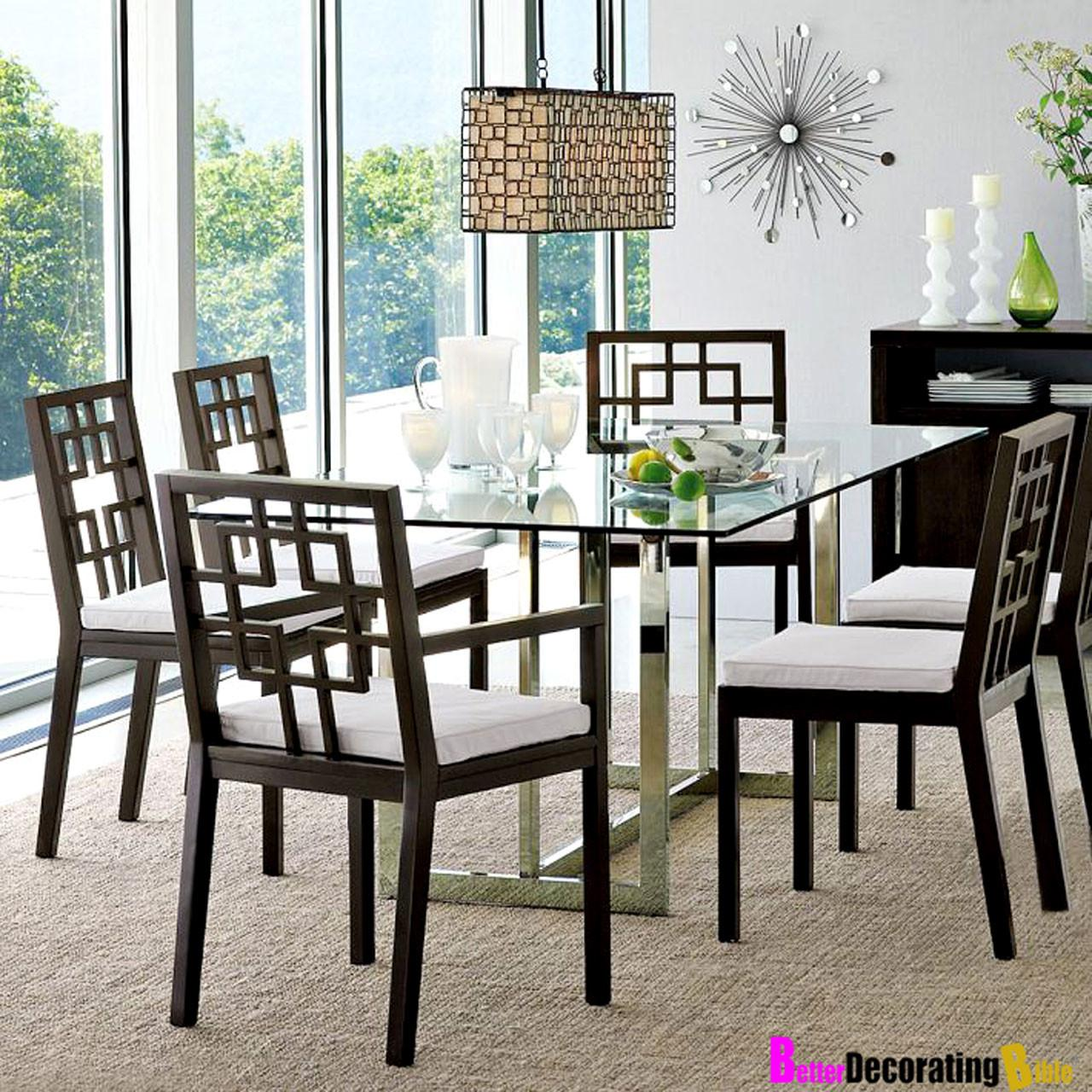 Modern Dining Room Furniture Design Amaza