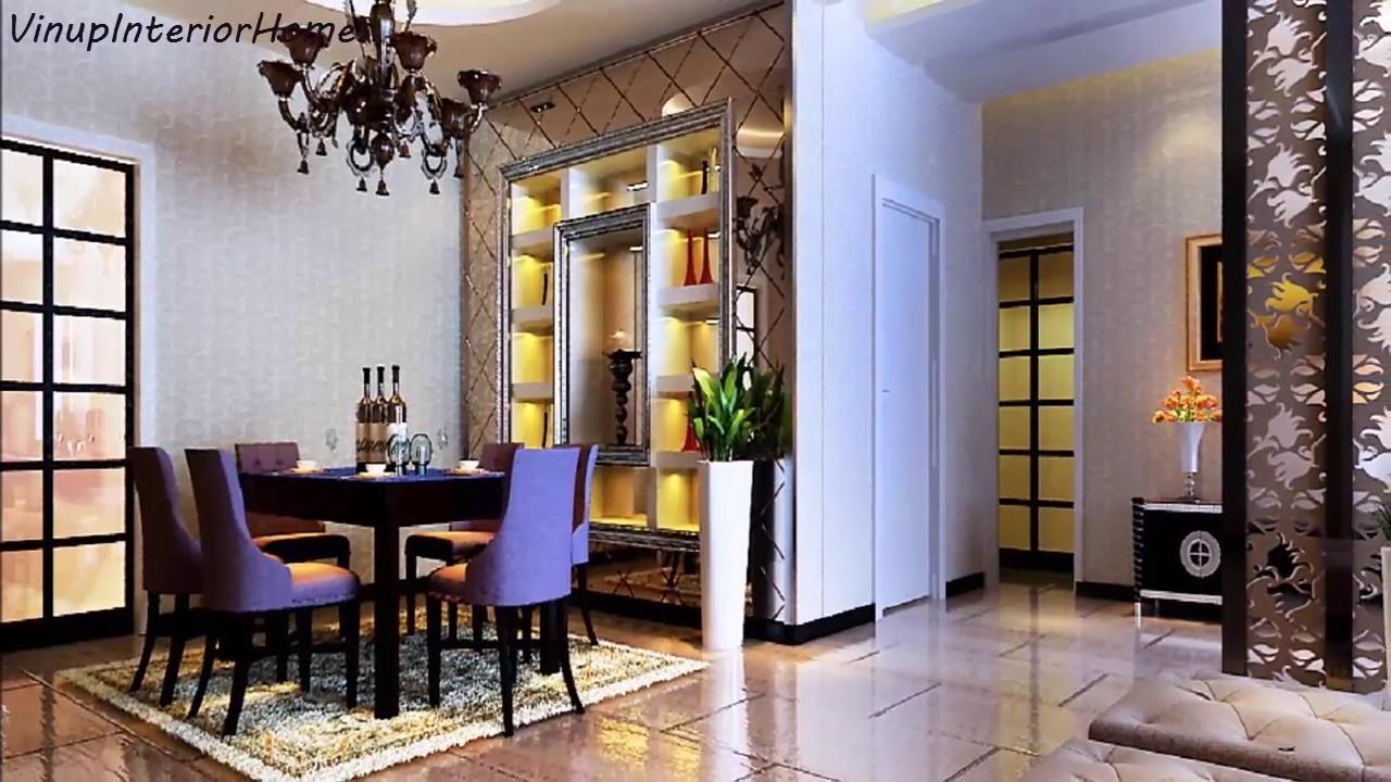Modern Dining Room Table Design Ideas Small