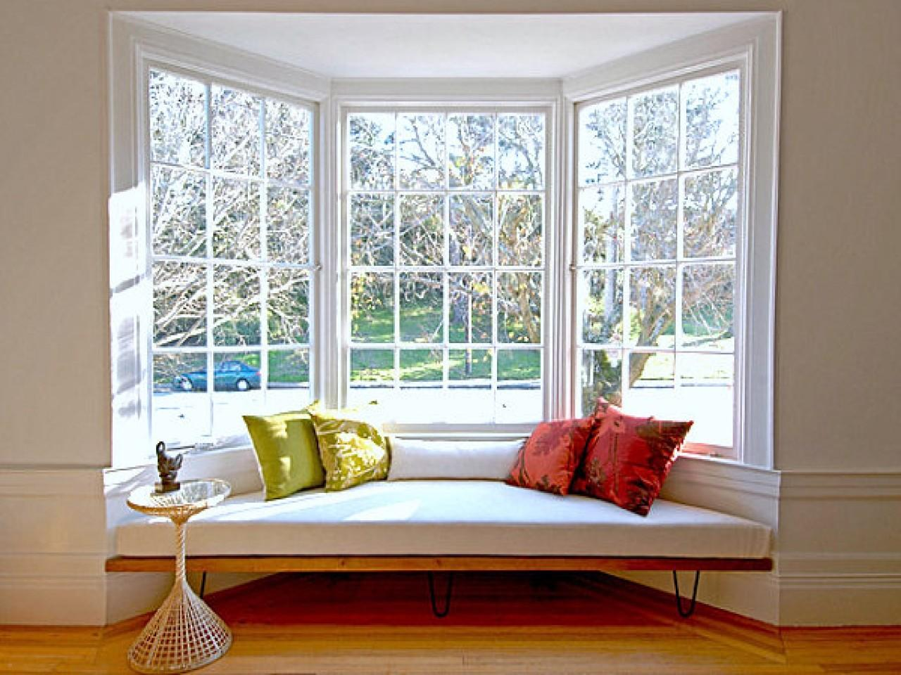 Modern Dining Table Bases Bay Window Seat