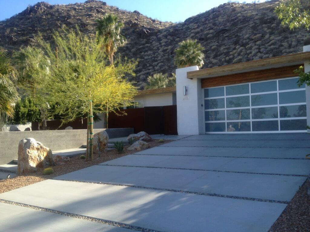 Modern Driveway Ideas Improve Appeal Your House