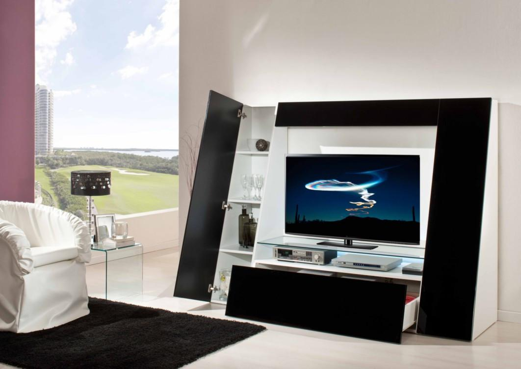Modern Entertainment Center Your Living Room