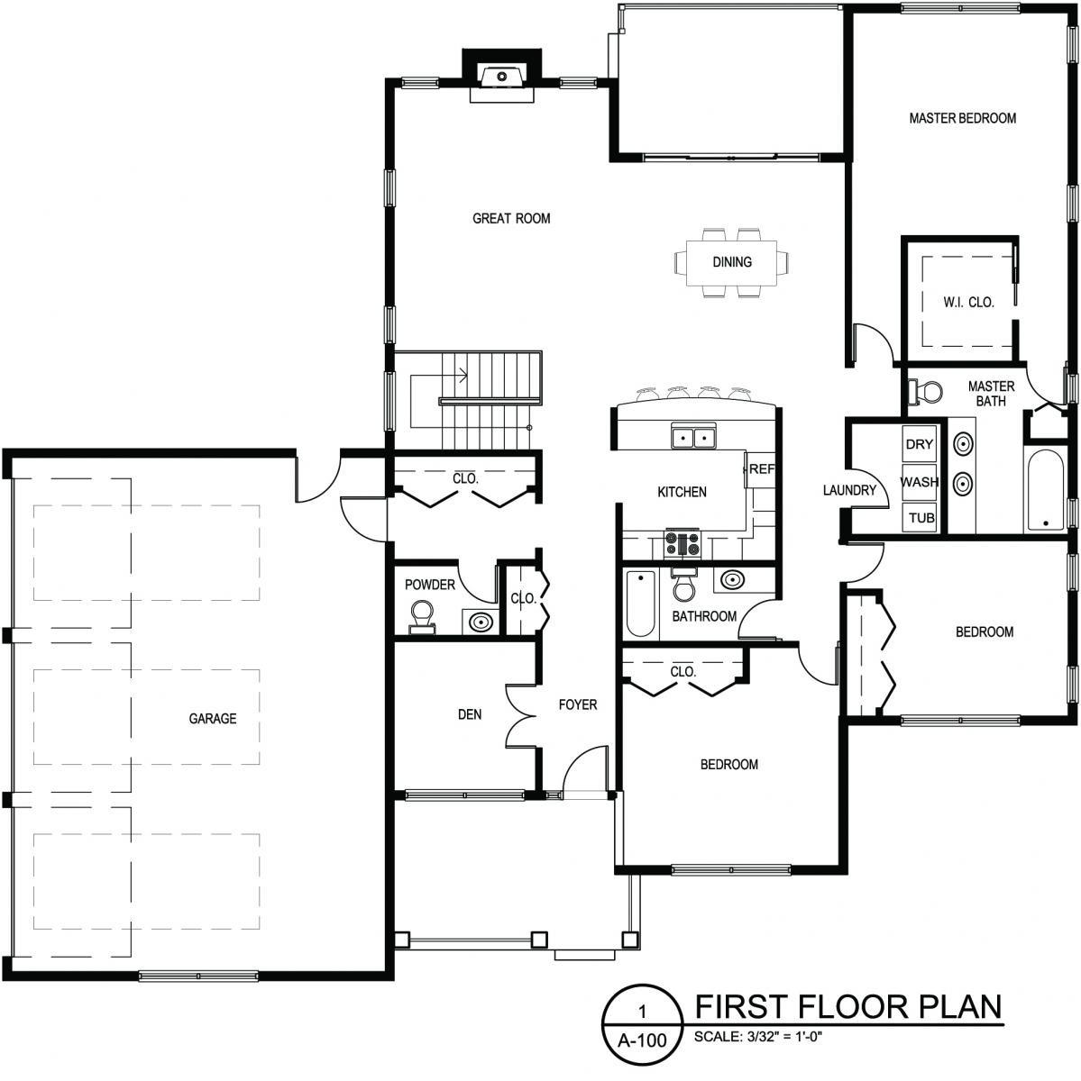 Modern Family Dunphy House Floor Plan Ahscgs ...