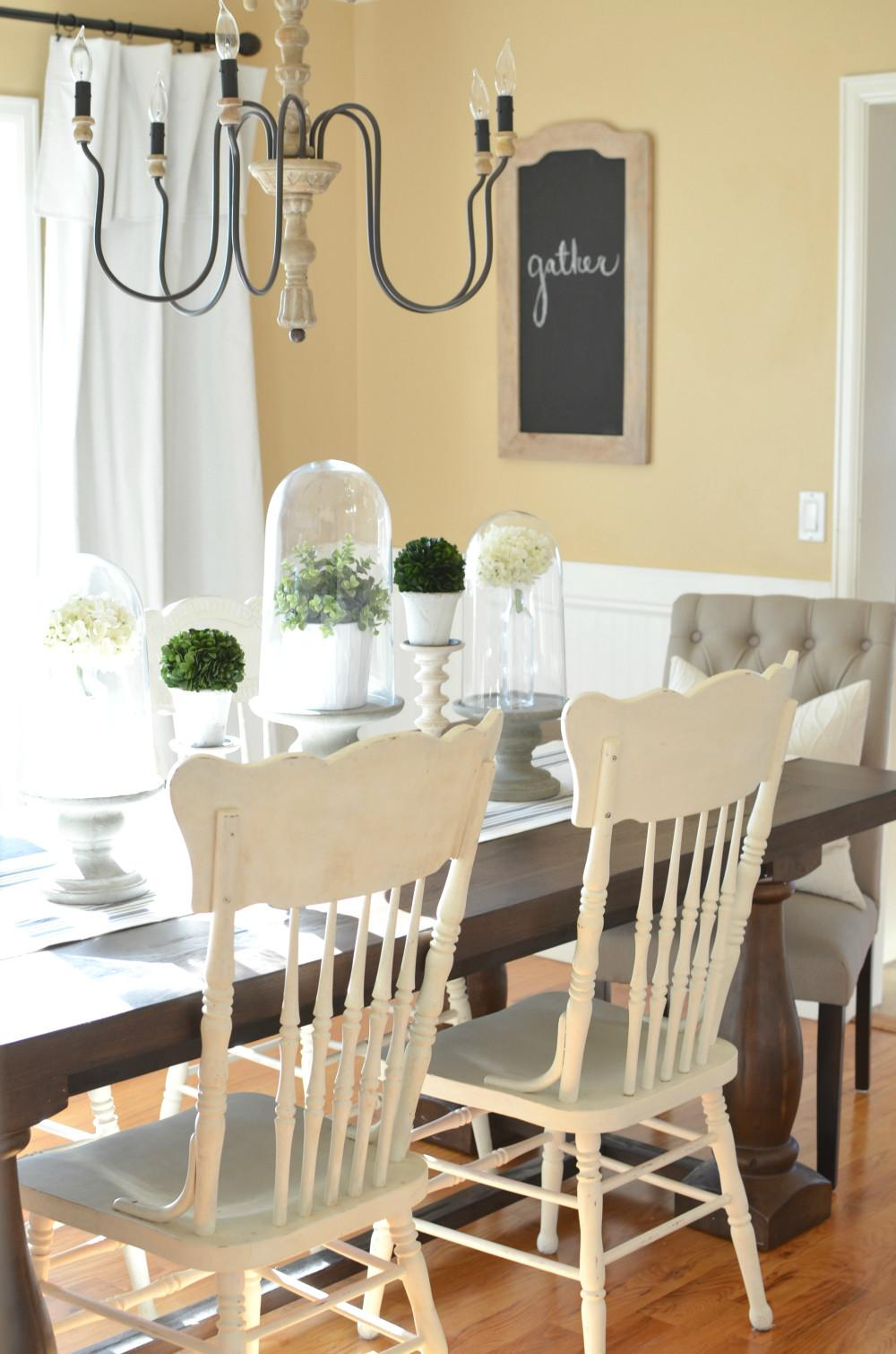 Modern Farmhouse Dining Room Best 1000 Ideas