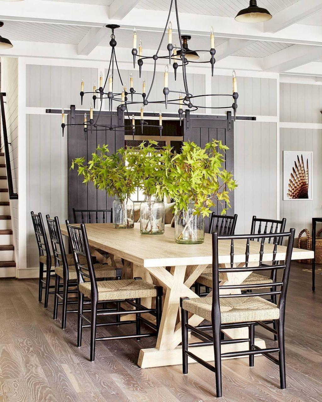 Modern Farmhouse Dining Room Decor Ideas Roomaniac