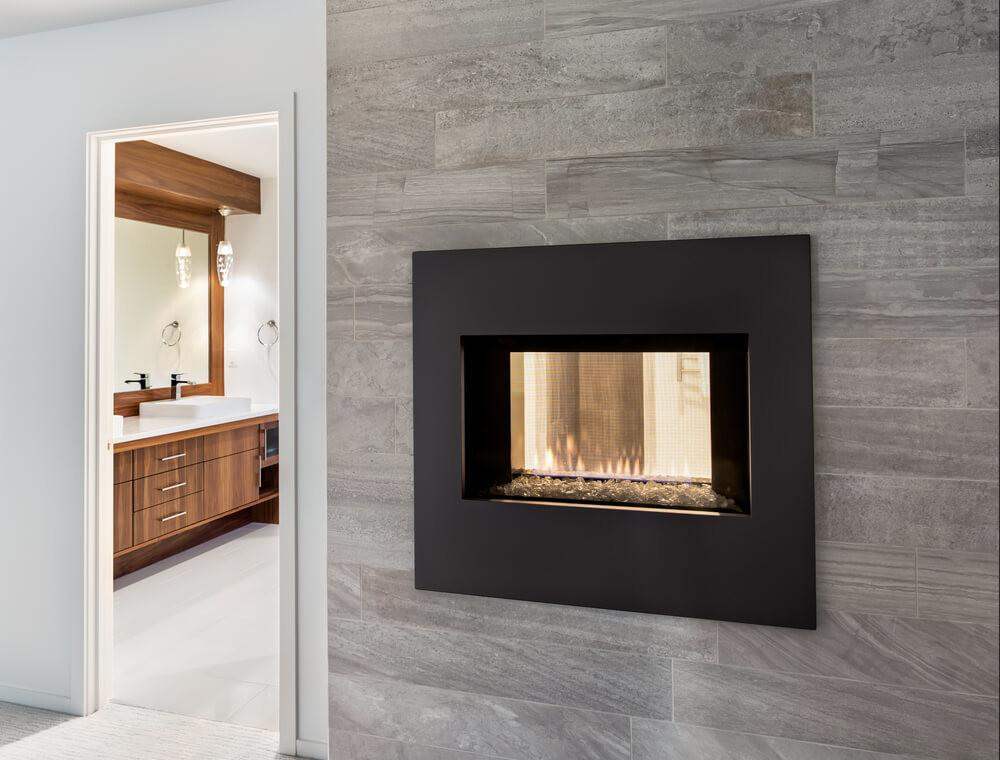 Modern Fireplaces Love Home Designs