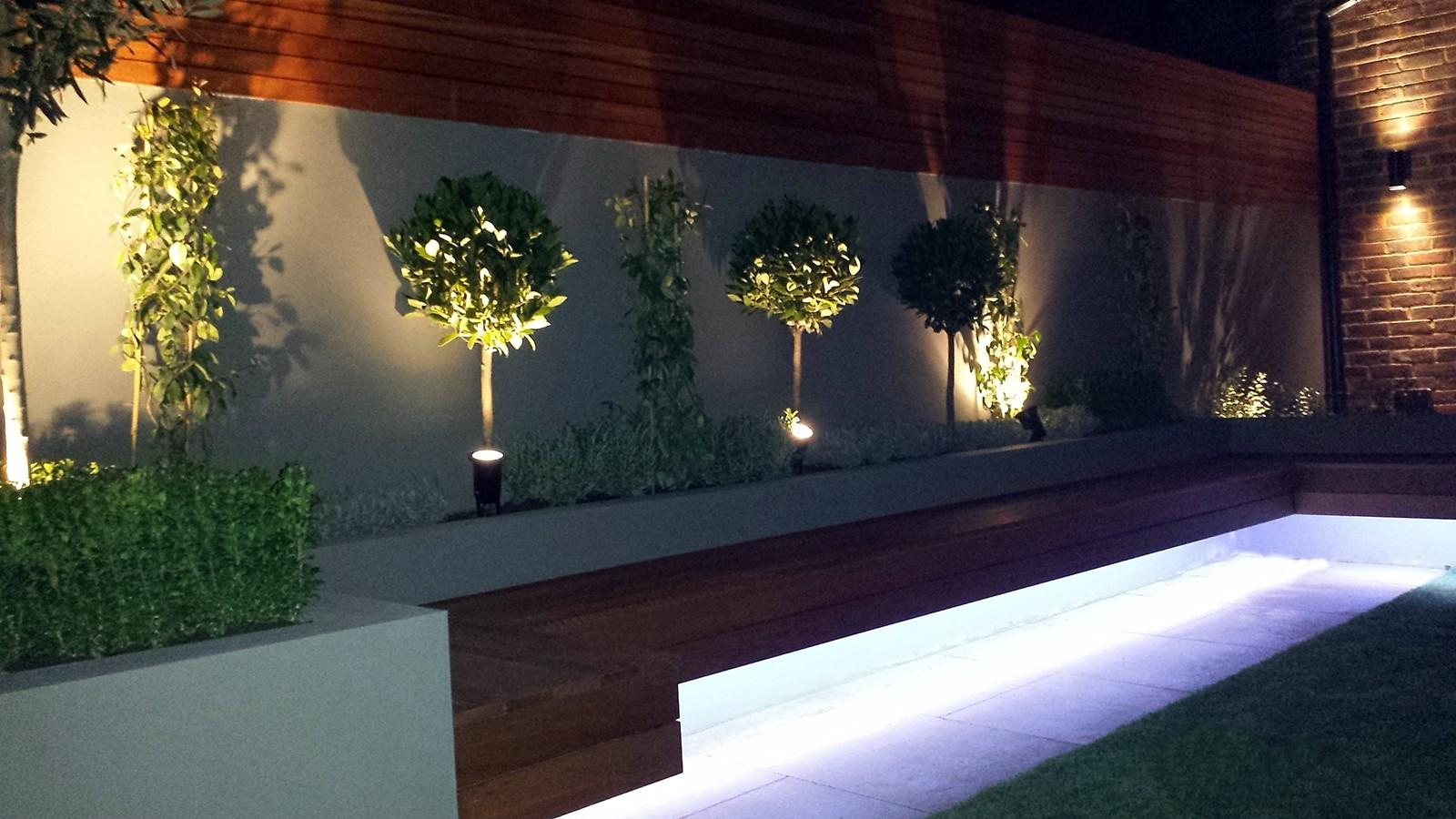 Modern Garden Design Chandlers Ford Hamphire Adapt