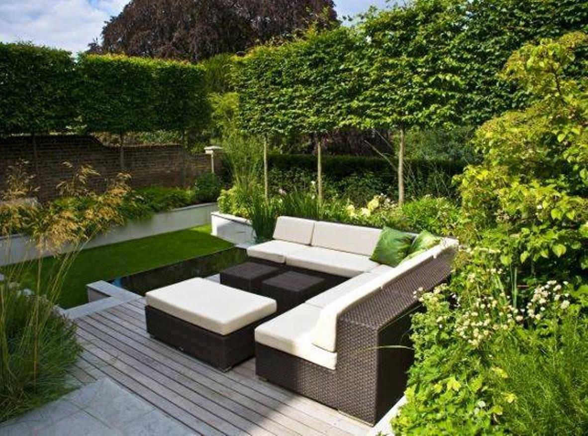 Modern Garden Design Ideas Photos Forbes Small
