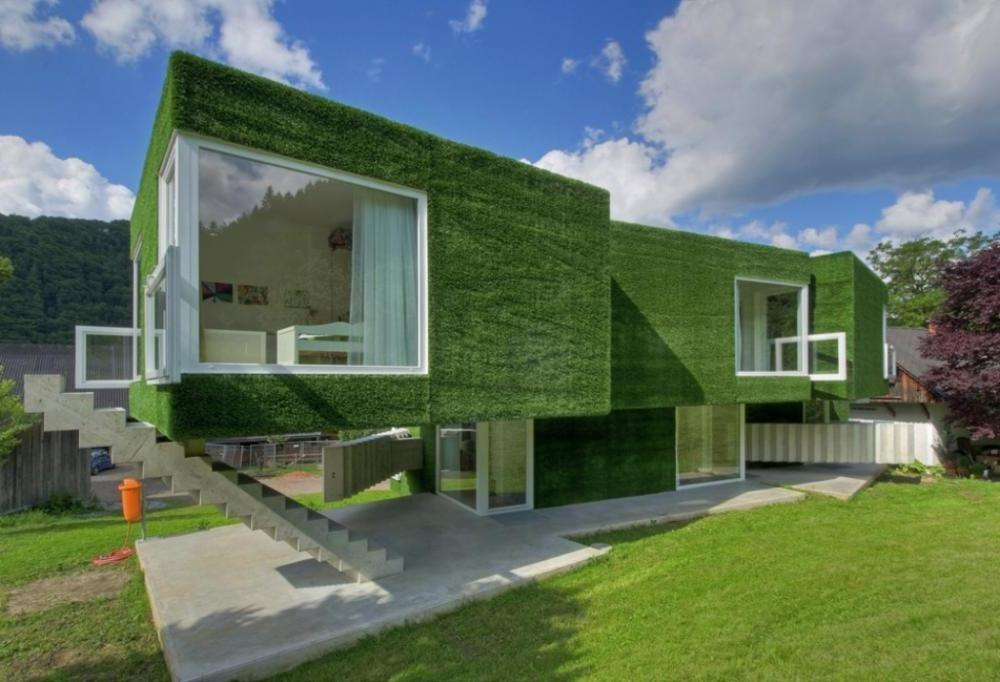 Modern Green House Plans Numberedtype