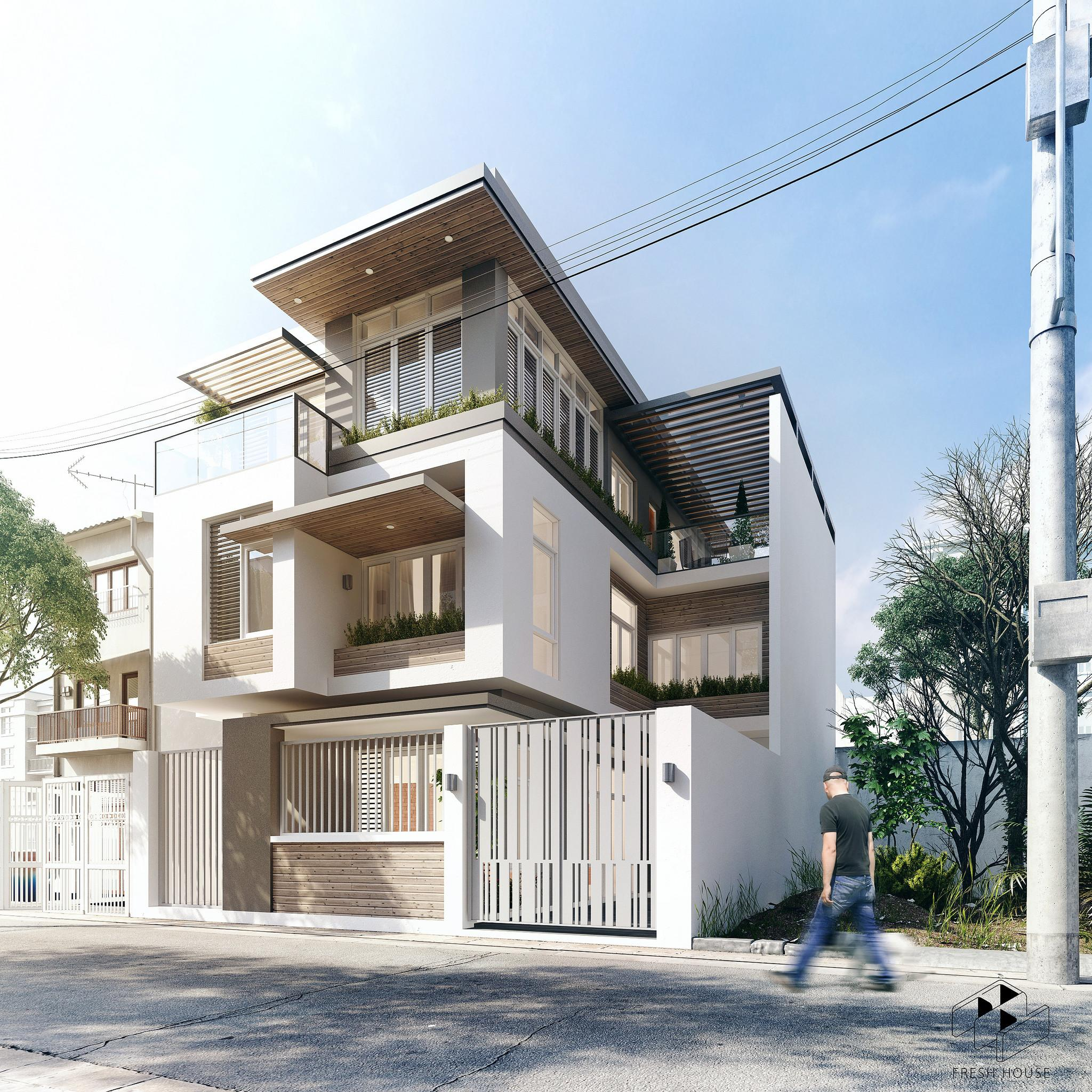 Brilliant Modern Narrow House Vietnam That Are Must Have In Your Dream Home Photo Gallery Decoratorist