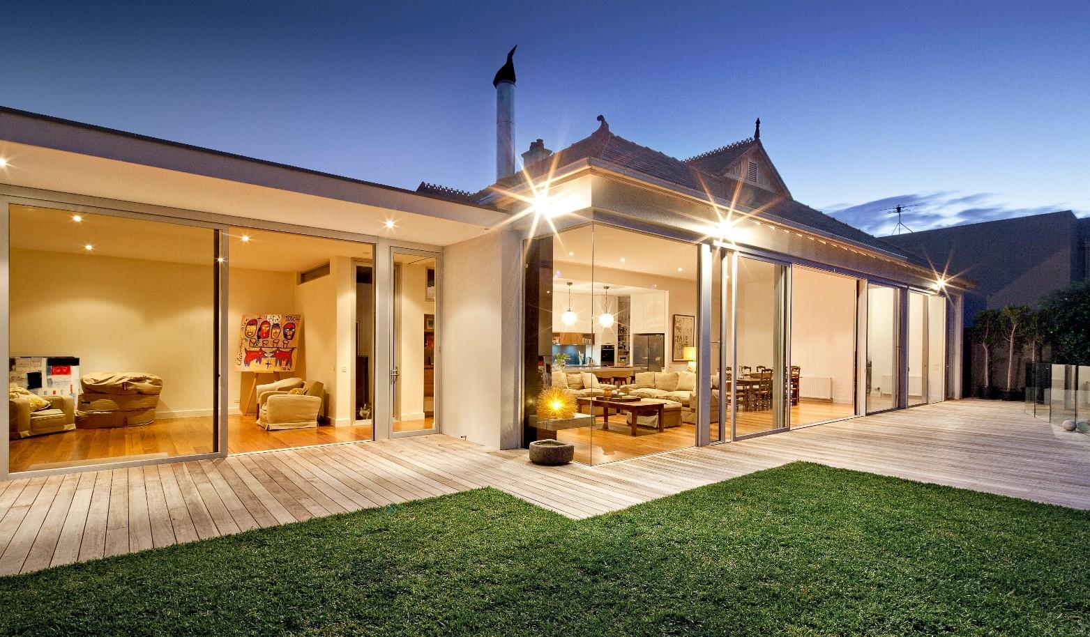 Modern House Extensions Australia