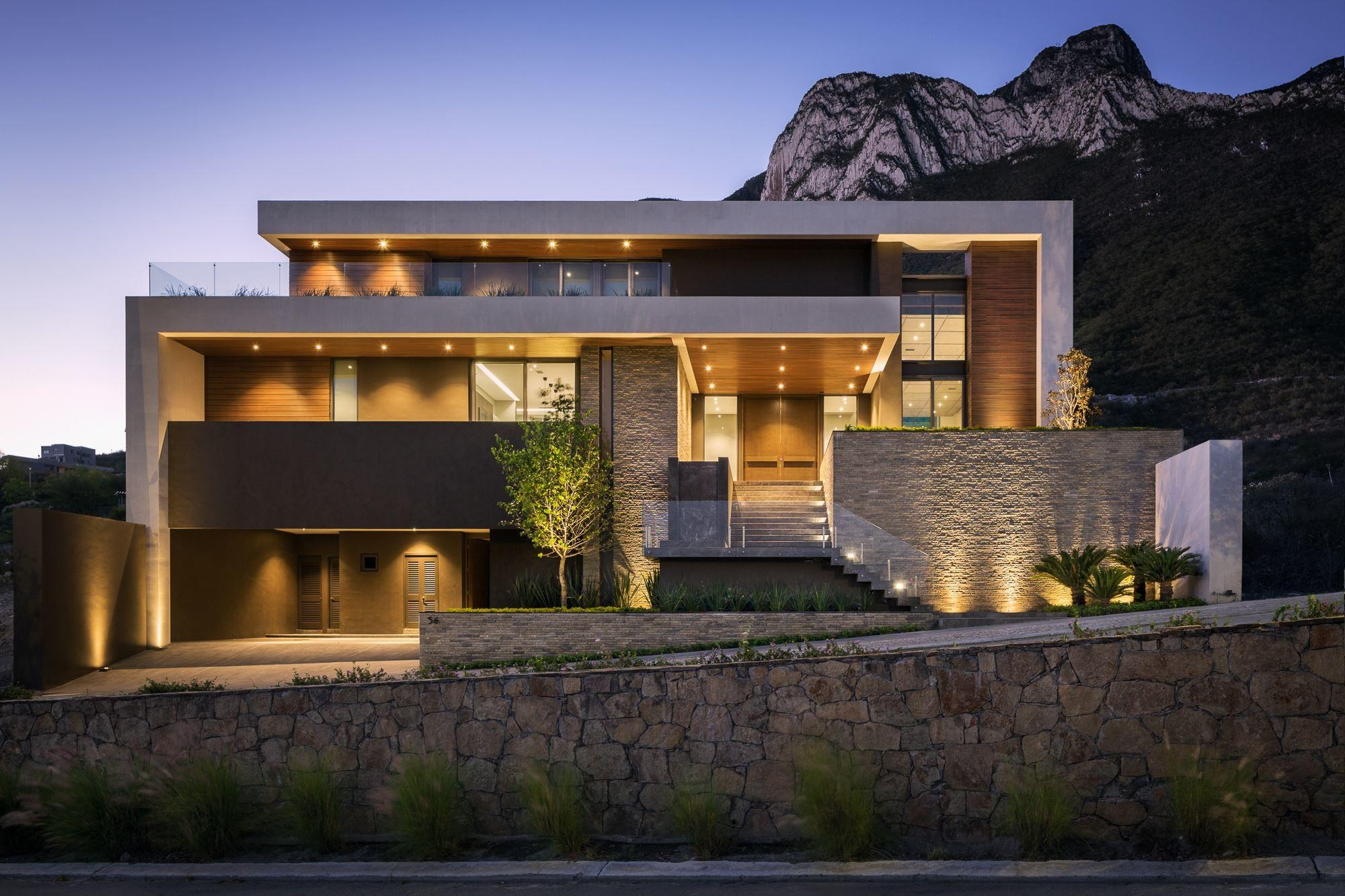 Modern House Mountain