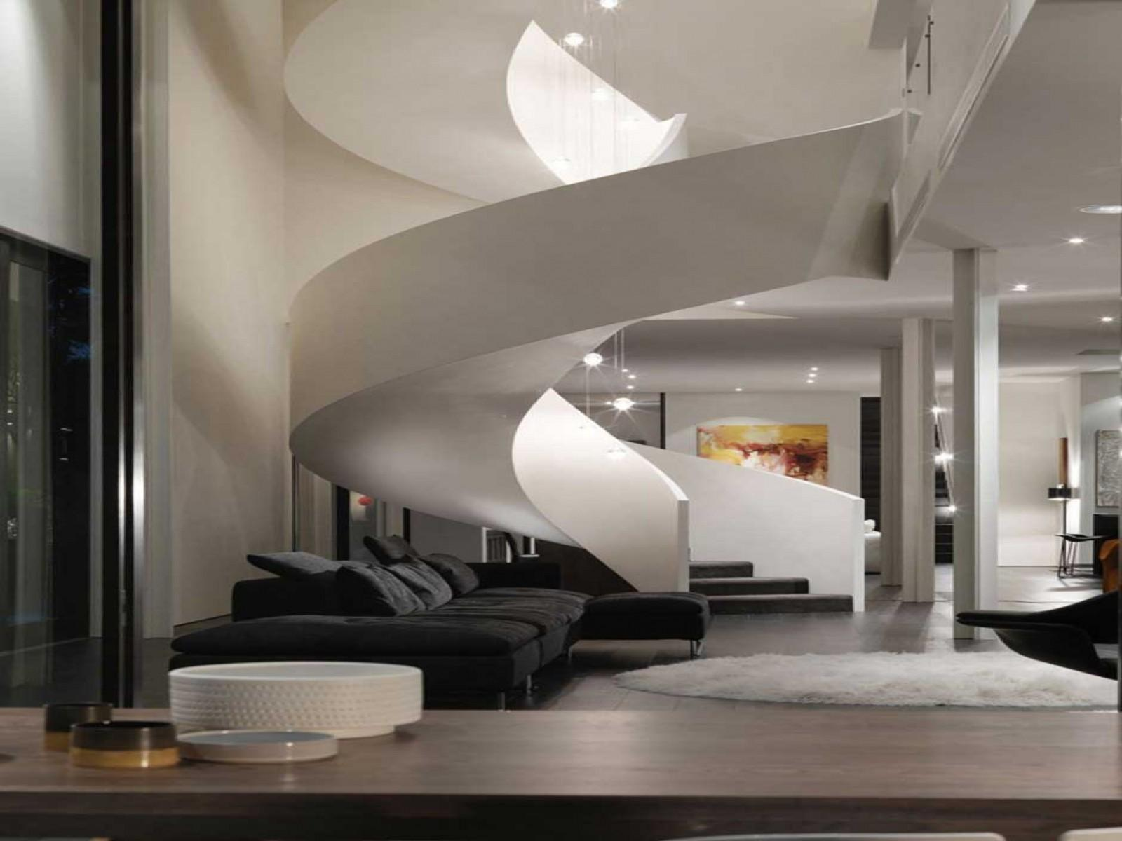 Modern Interior Stairs Designs Two