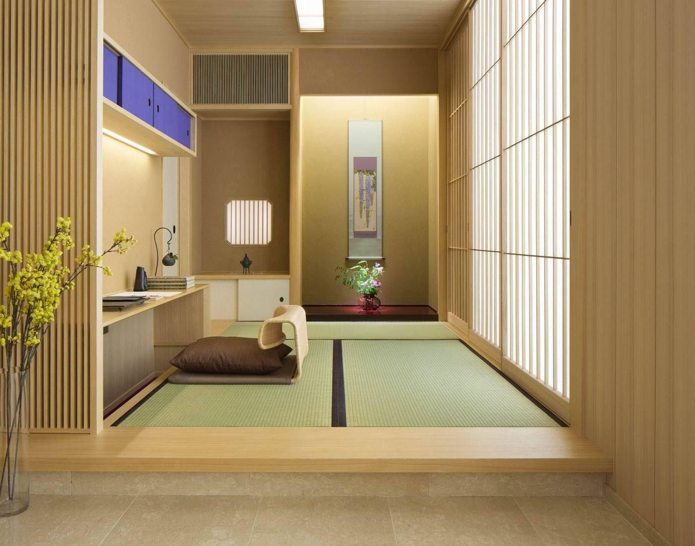Modern Japanese Studio Interior Design