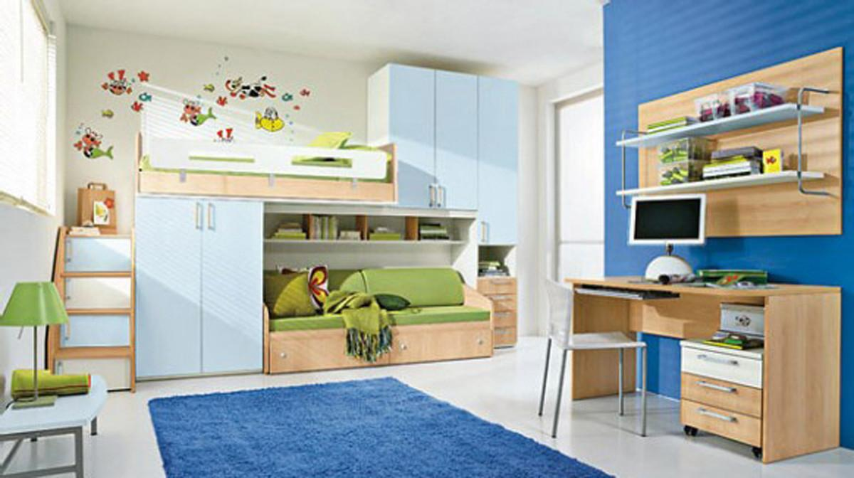 Modern Kids Room Decorating Ideas Iroonie