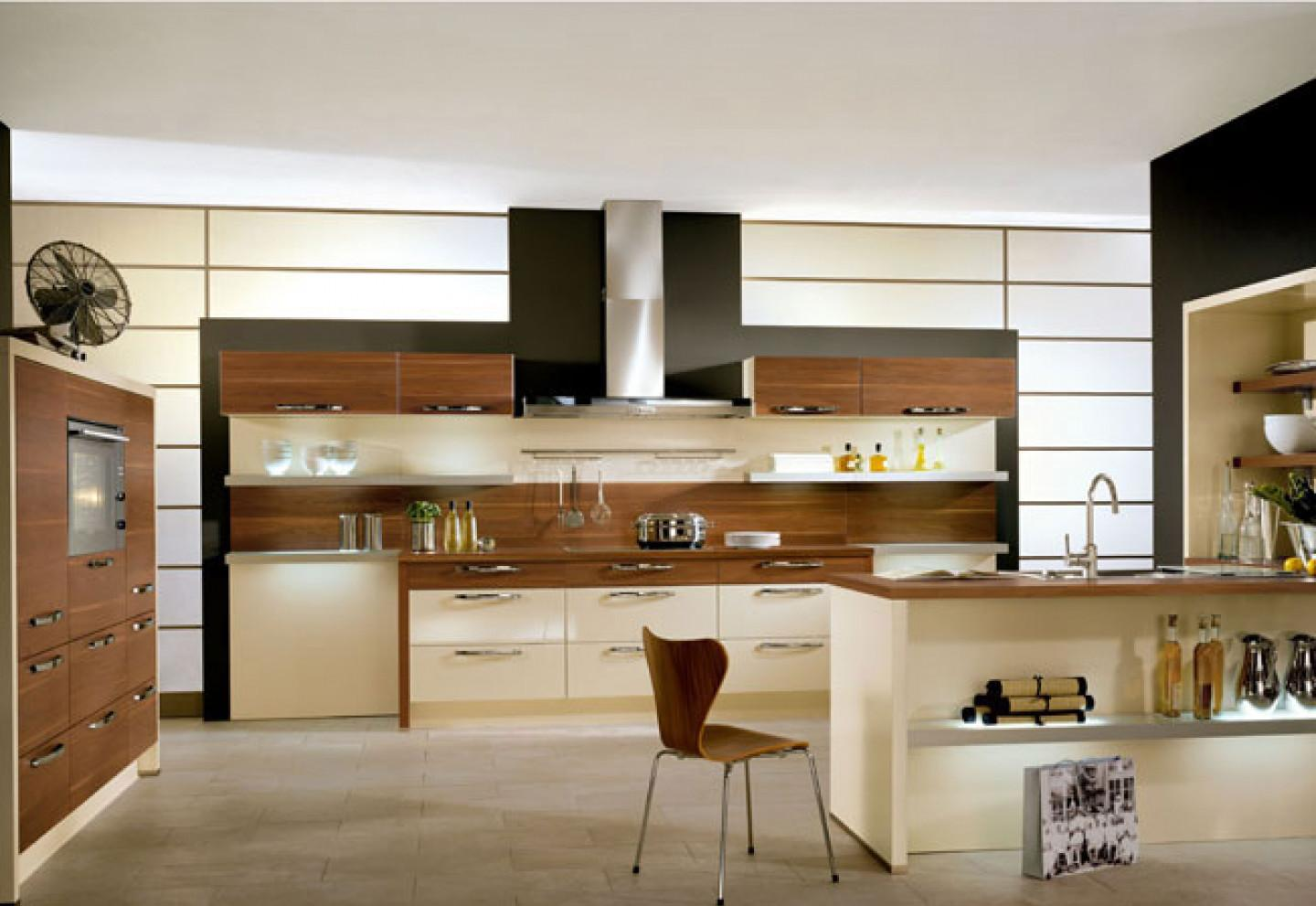 Modern Kitchen Design Color Fabulous Yellow