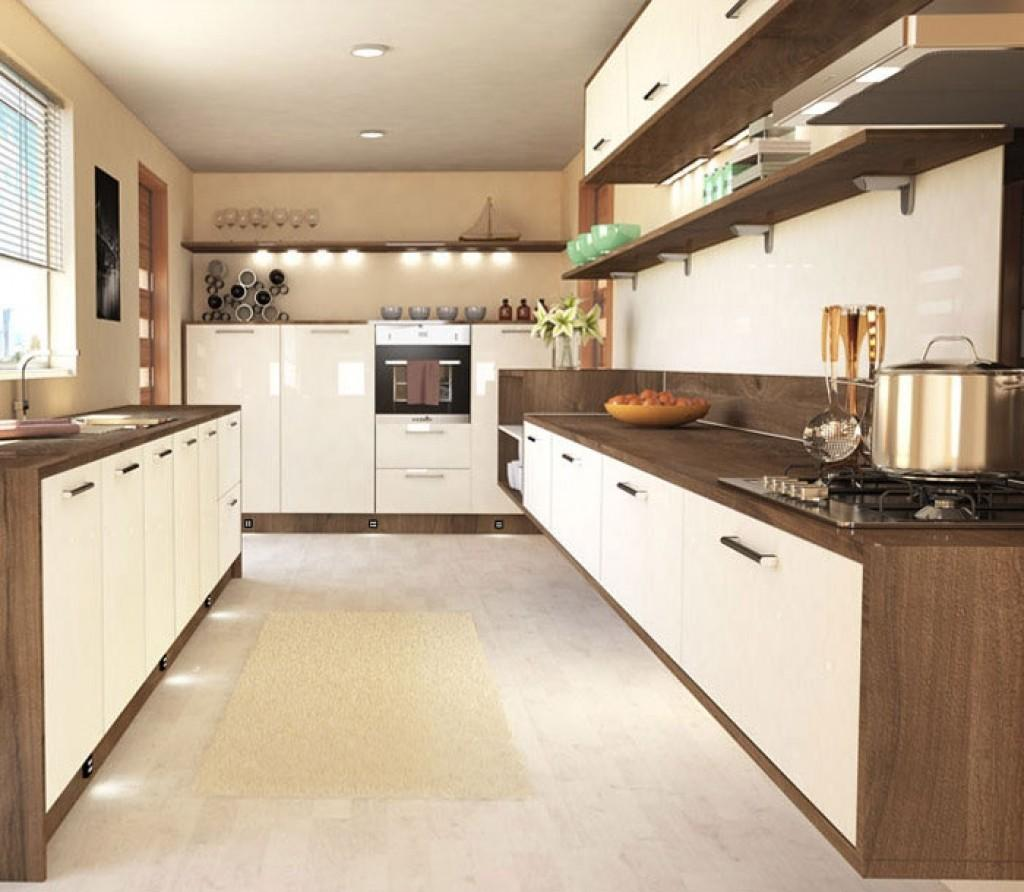 Modern Kitchen Design Small House Decoration Ideas