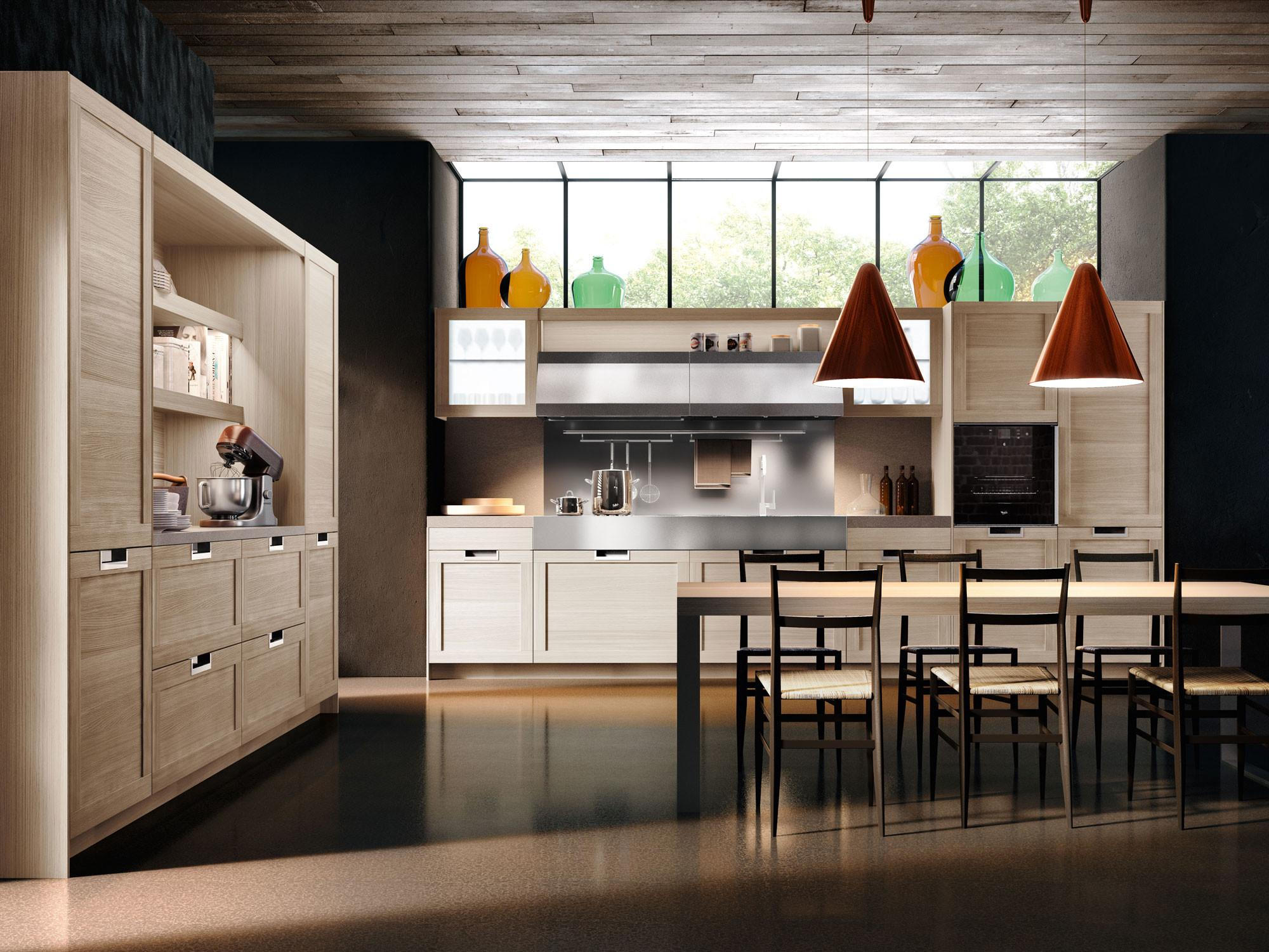 Modern Kitchen Designs Lux Classic