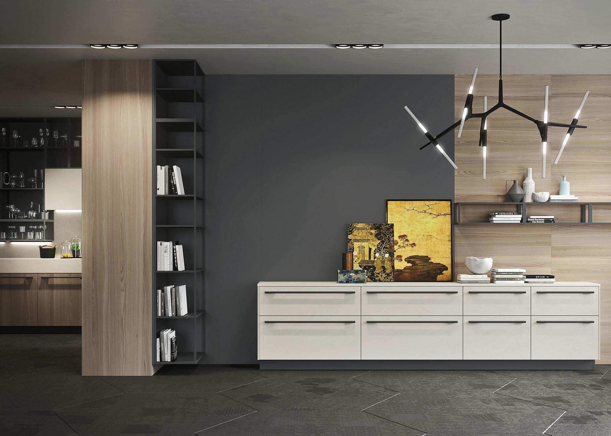 Modern Kitchen Designs Opera Snaidero Usa
