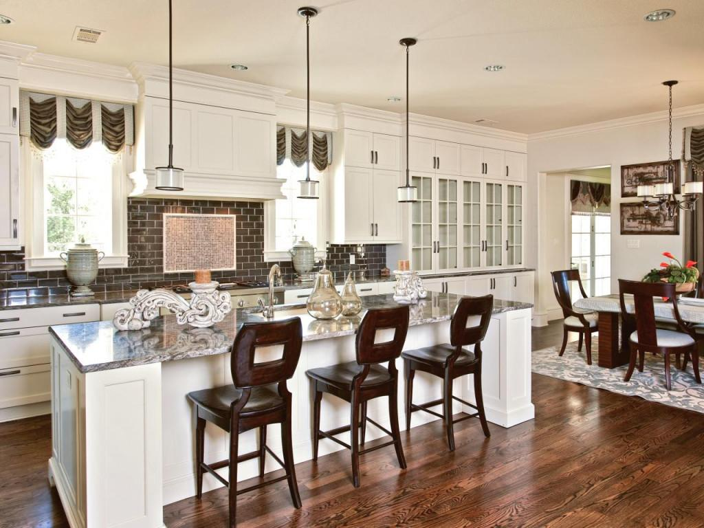 Modern Kitchen Trends Bar Height Tables Chairs Pub
