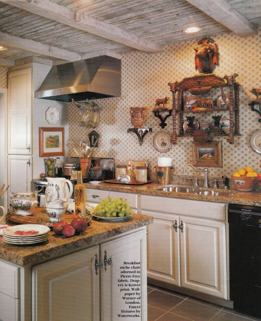 Modern Kitchen Trends Country Dining Room Sets