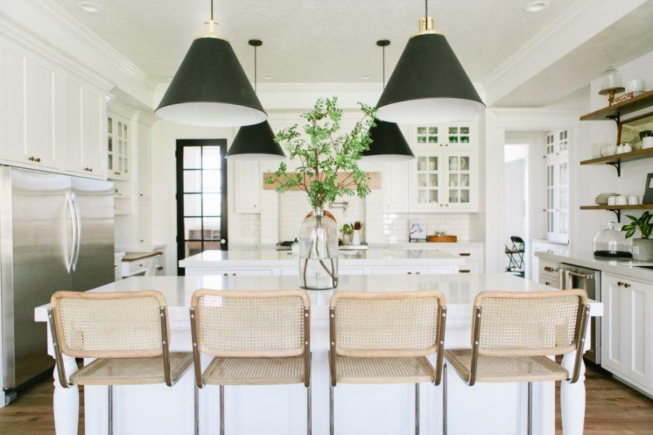 Modern Kitchen Trends Rustic Dining Room
