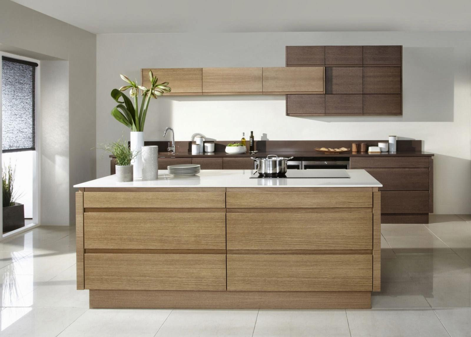 Modern Kitchens Handleless