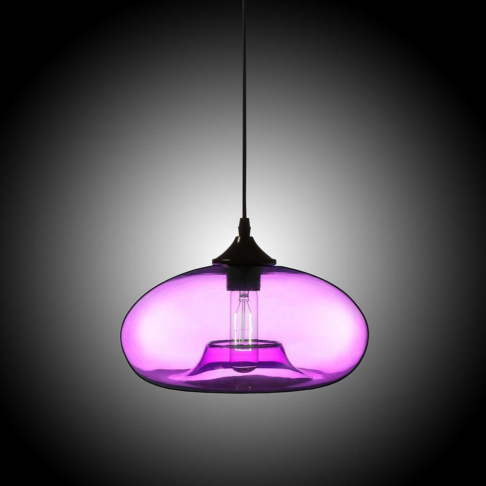 Modern Led Wine Glass Ceiling Light Pendant Lamp Fixture