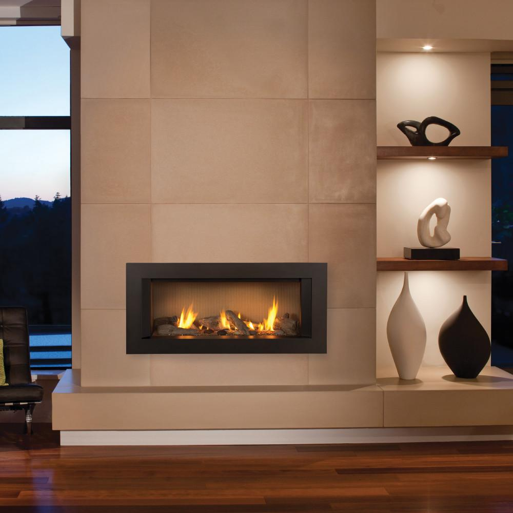 Modern Living Room Decor Interior Electric Fireplace