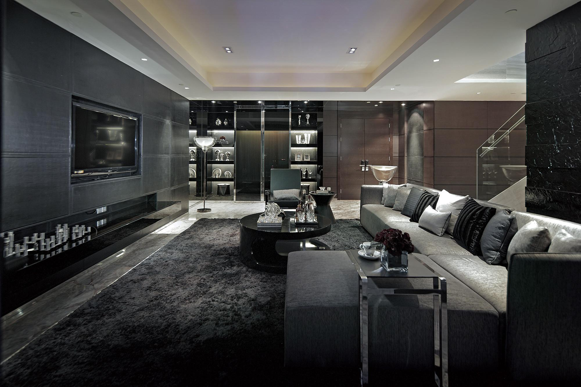 Modern Living Space Interior Design Ideas