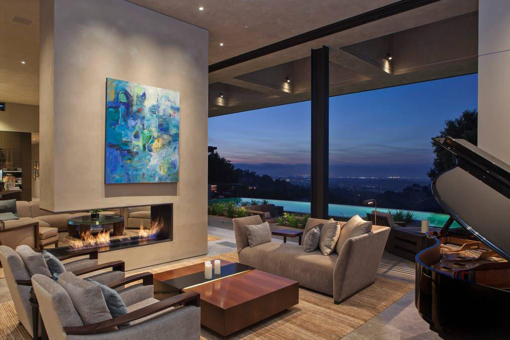 Modern Luxury Estate Views San Francisco Bay