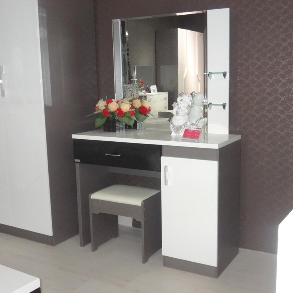 Modern Makeup Vanity Bedroom Table