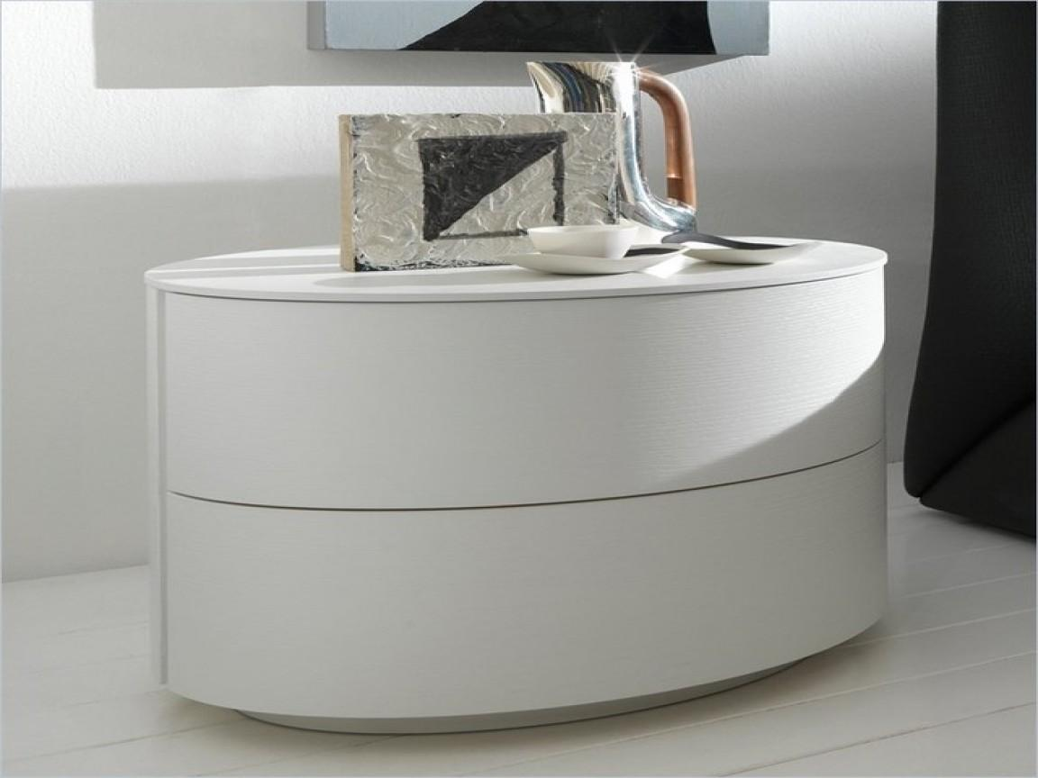 Modern Night Stand White Nightstands Bedside