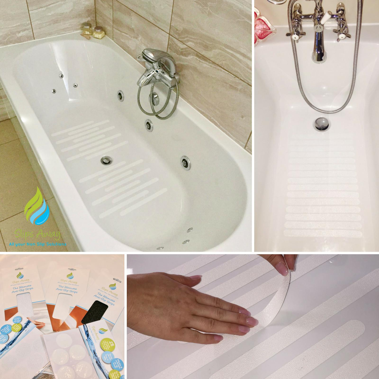 Modern Non Slip Anti Skid Bath Shower Safety Mat Strong