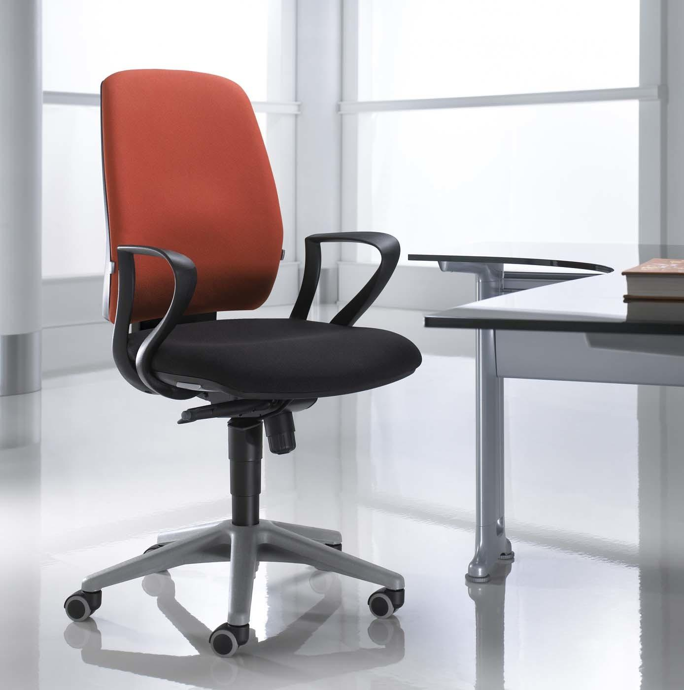 Modern Office Chairs Ergonomic Shape Designs Traba