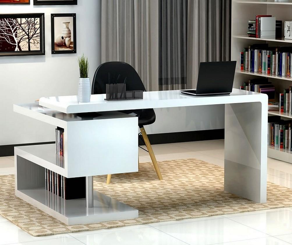Modern Office Desk Inspirations Home Workspace Traba