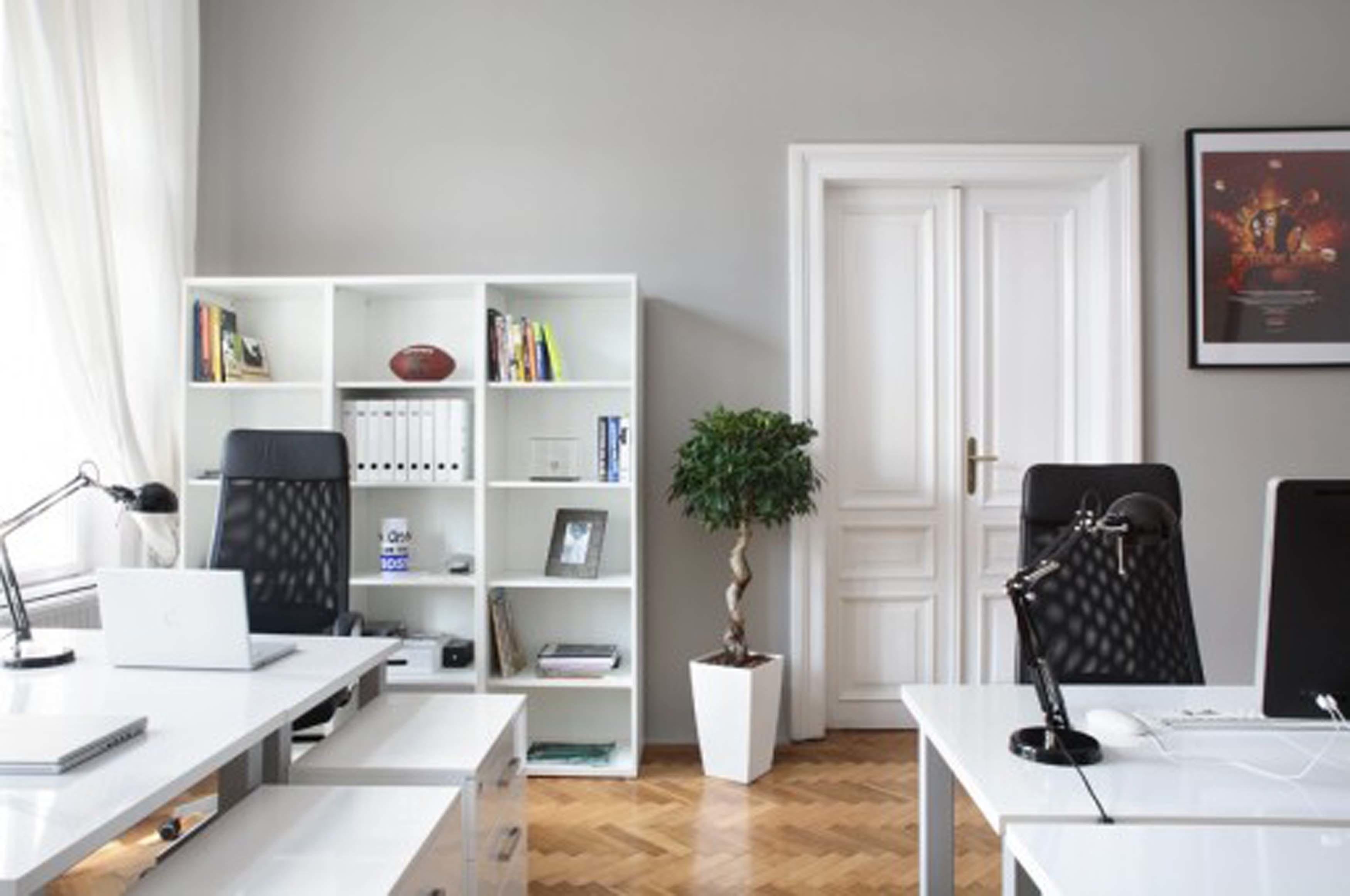 Modern Office Grey Color Dands