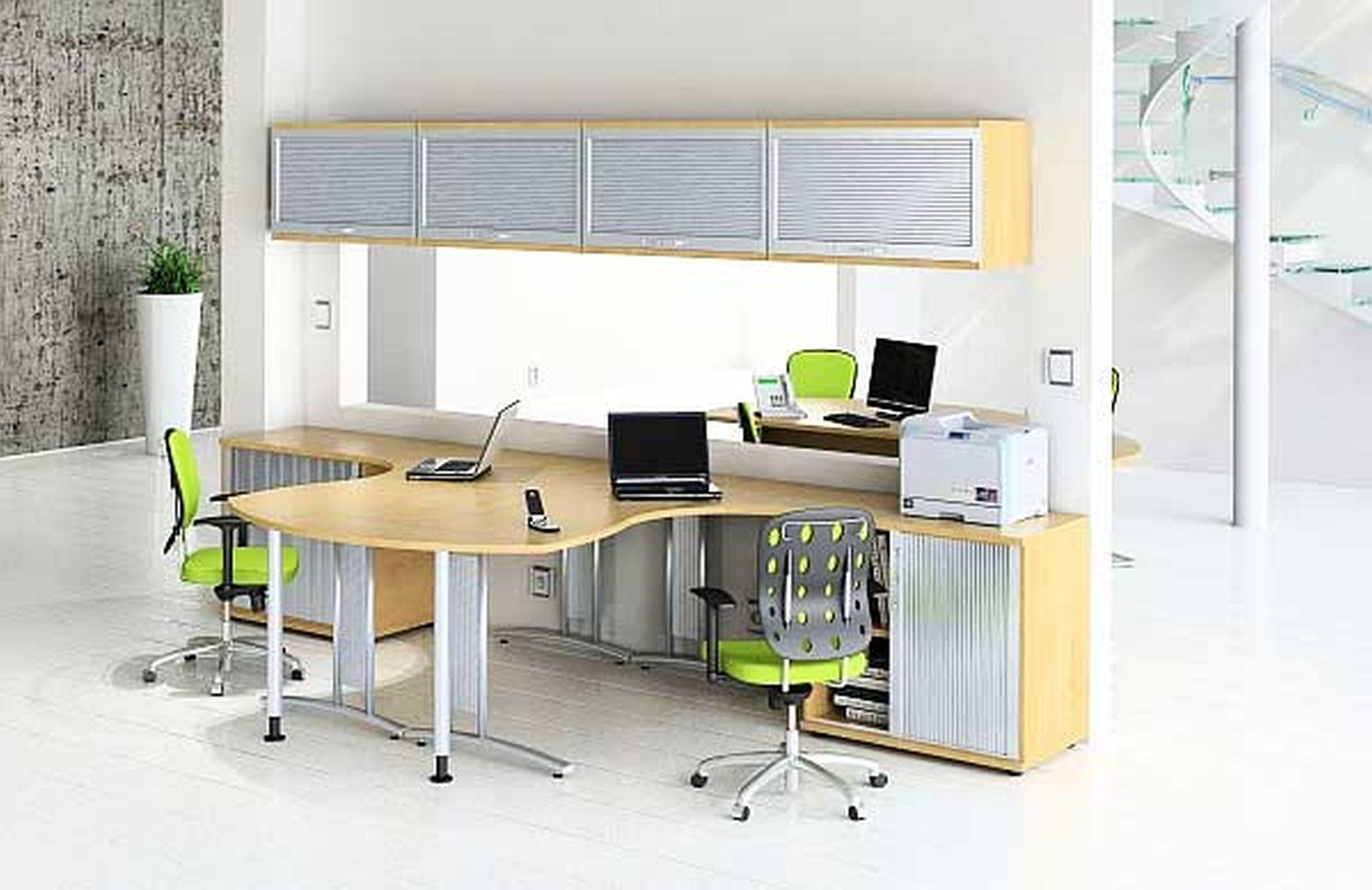 Modern Offices Decor Awesome Decoration Brown