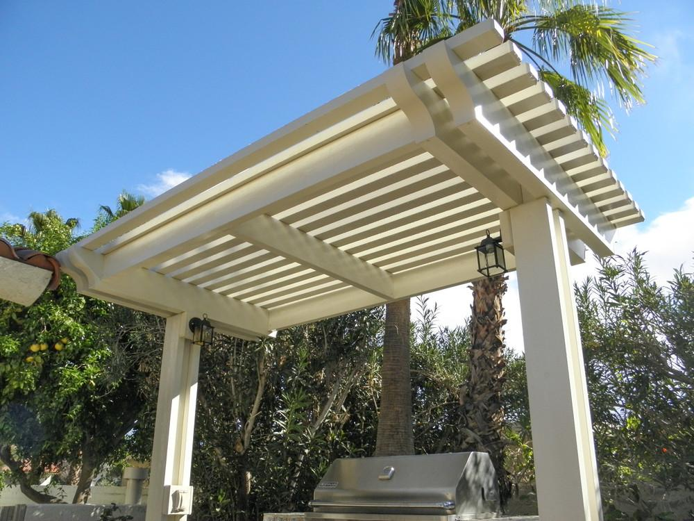 Modern Outdoor Grill Gazebo Enjoy